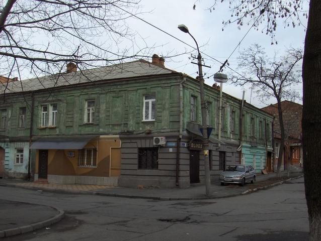 Переезд на Северный Кавказ. Дом, в котором жил Булгаков
