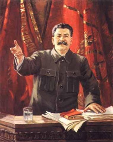 Пьеса о Сталине