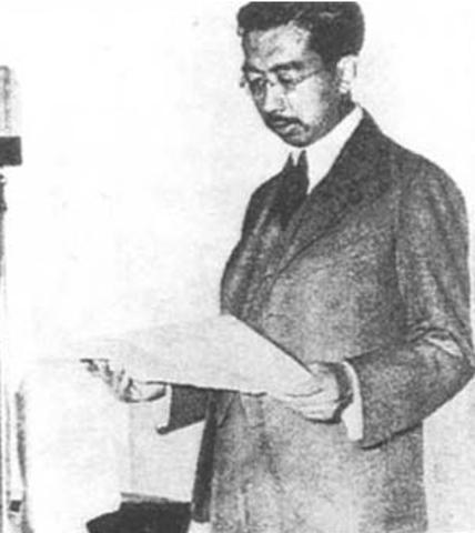 L'empereur Hiro Hito appelle les Japonais à cesser le combat