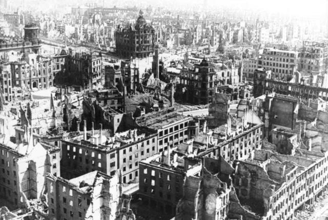 Bombardement de Dresde