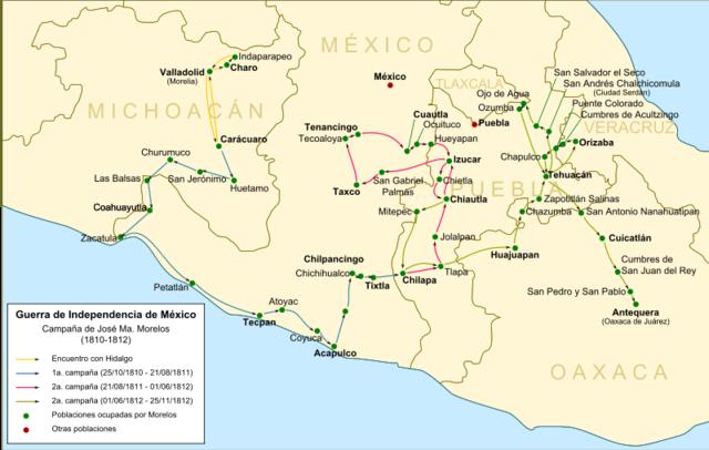3ra Campaña de Morelos