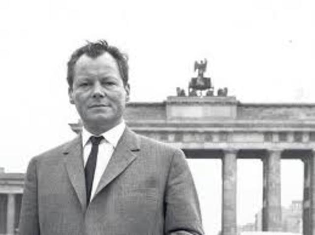 Umstrittene Ostpolitik Willy Brandts