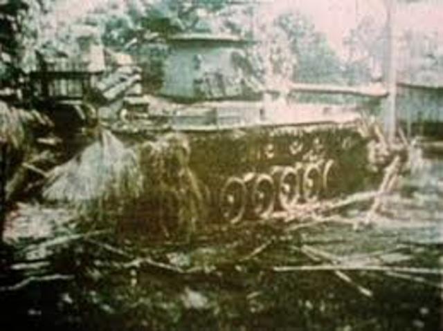 Vietnamkrieg zieht immer weitere Kreise.