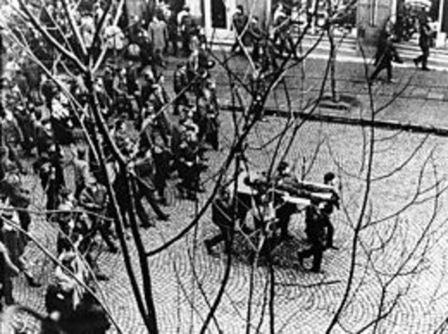 Tote bei Unruhen in Polen