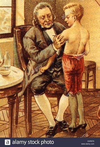 Edward Jenner: las vacunas