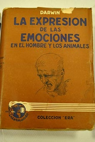 La expresión de las emociones en el hombre y en los animales
