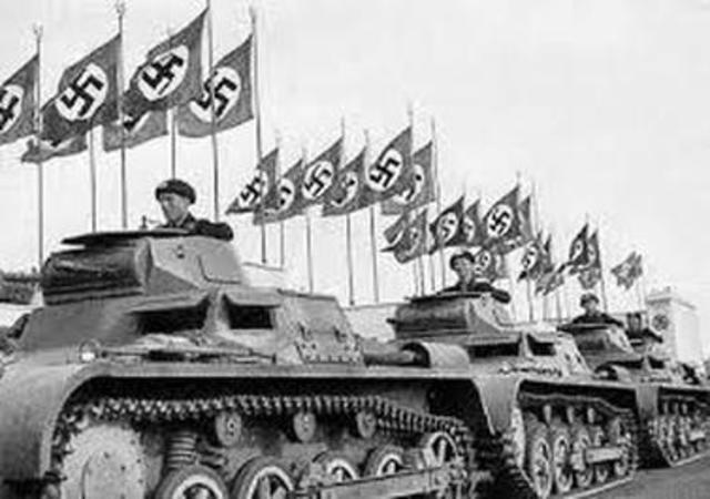 Blitzkrieg into Poland (Europe)