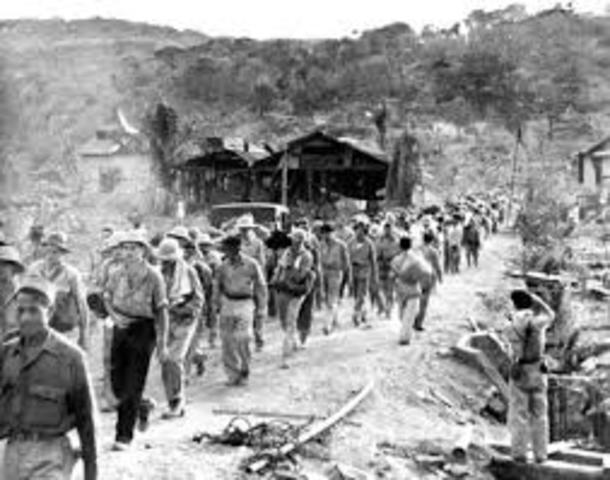 Bataan (Battle and March - Pacific)