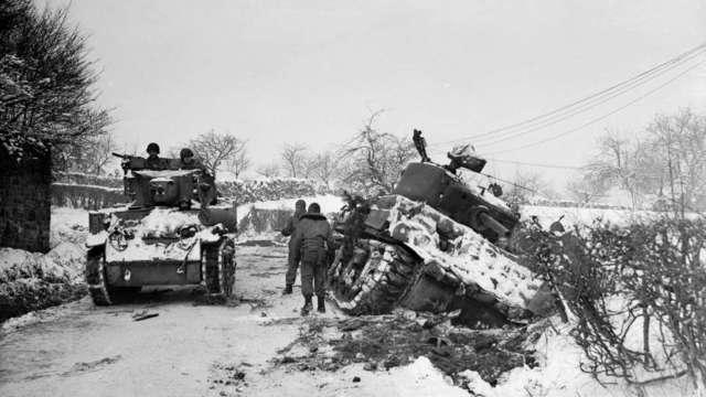 Battle of the Bulge (Europe)