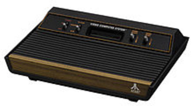 Our Family's First Video Game System
