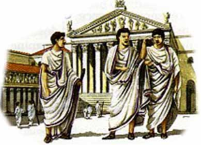 Patricians and Plebeians