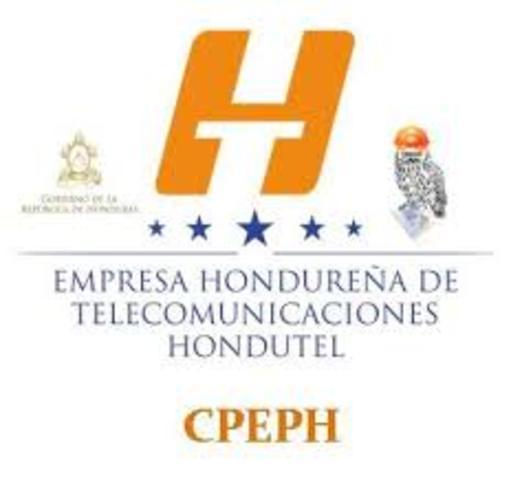 Internet por medio de Hondutel