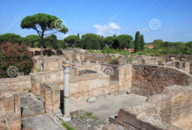 Rome's First Colony Founded