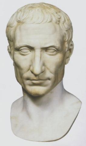 Gaius Gracchus is born