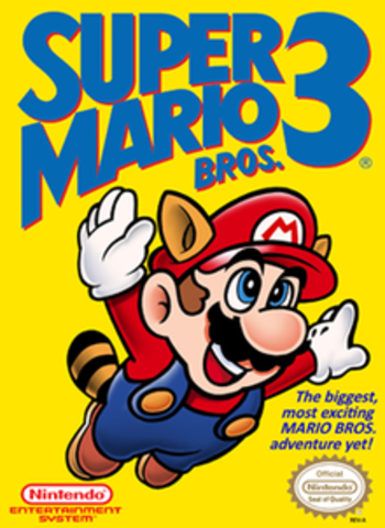 Super Mario Brothers 3 Came Out