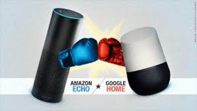 Amazon Vs. Google