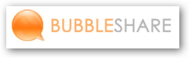 BUBBLE SHARE