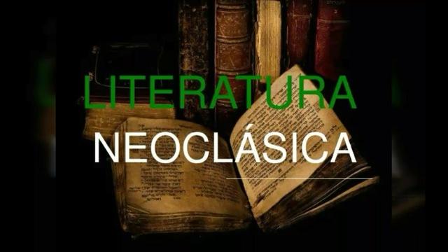Literatura neoklasikoa (Ingalaterrako eleberria)