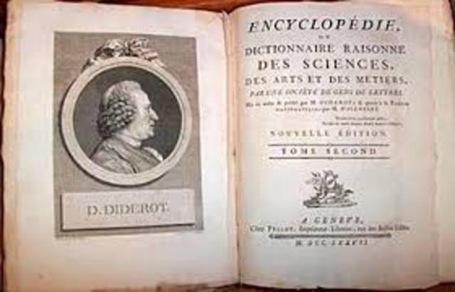 Literatura neoklasikoa (Entziklopedistak)