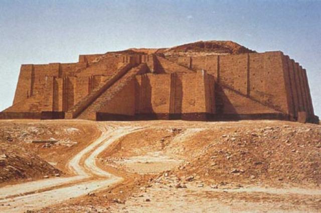 Templos son construidos en Mesopotamia sur