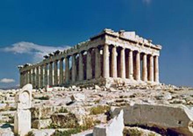 Comienza la Grecia clásica