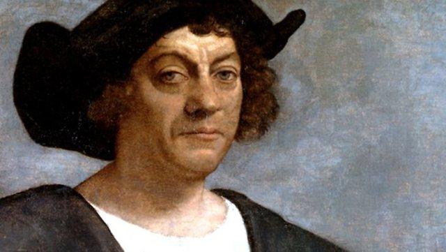 Columbus finds America