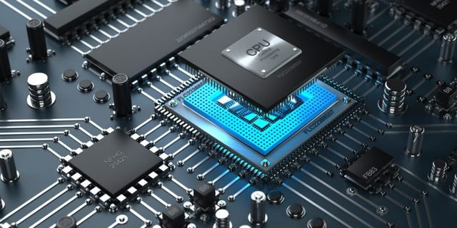 Microprocesador o Chip
