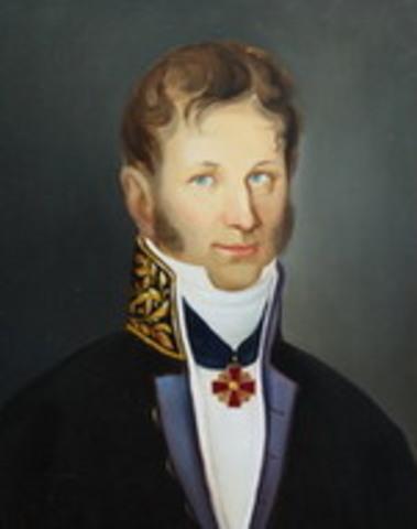 Родился  в с. Осипове, Ковровского уезда, Владимирской губернии в семье сельского священника.