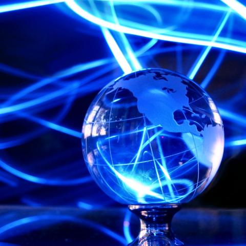 """Представление работы """"О разделении электричества в разобщенных отводах при держании перед ними в некотором удалении наэлектризованного тела"""""""