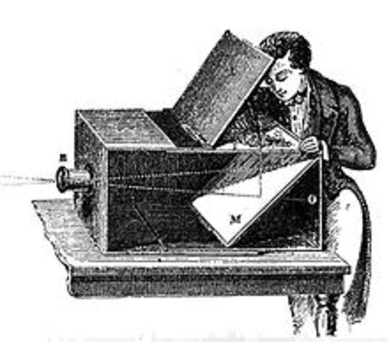 1839 – Birth of Photography