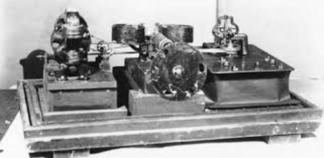 1888 – Kinetograph (First Motion Picture Camera)