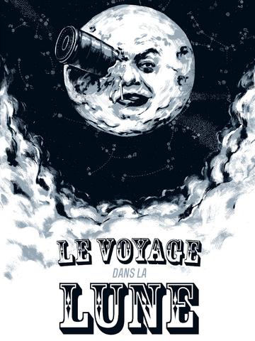 1902 - Le Voyage dans la lune (A Trip to the Moon)
