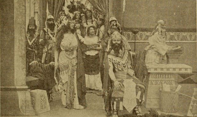 1909 – Life of Moses – First Feature
