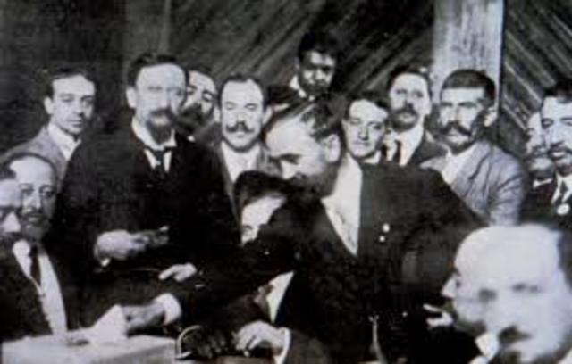 Elecciones 1911