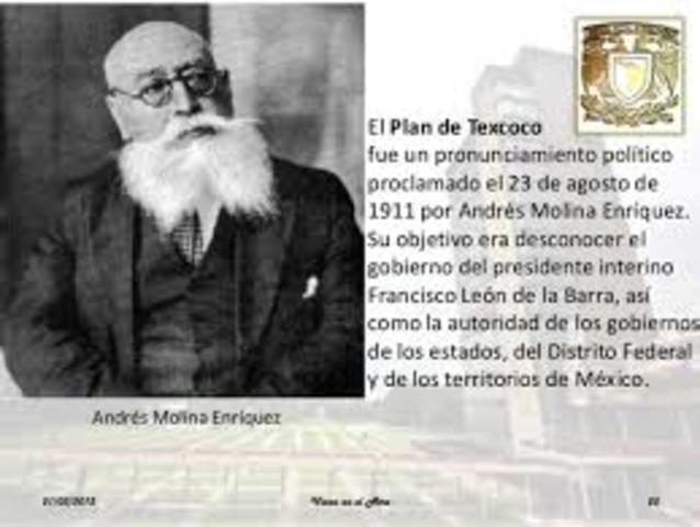 Plan de Texcoco.