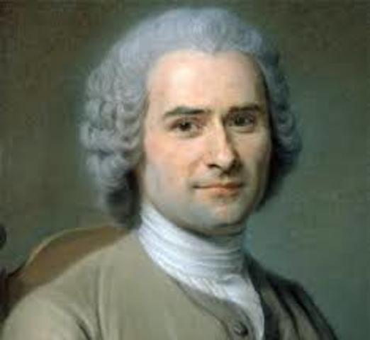 """Jea Jacques Rousseau y """"El emilio"""""""