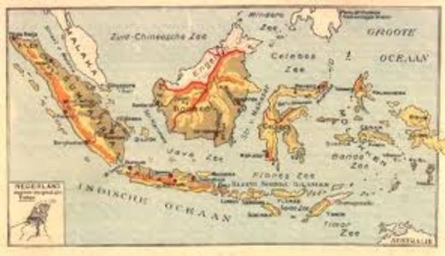 Indische Nederlanders na Japanse bezetting