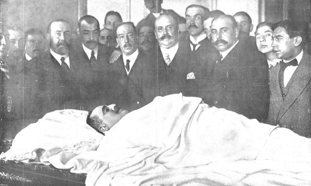 Asesinato a José Canalejas