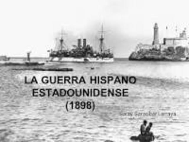 Guerra hispano-norteamericana