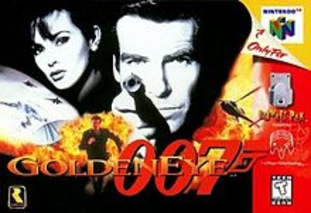 GoldenEye N64