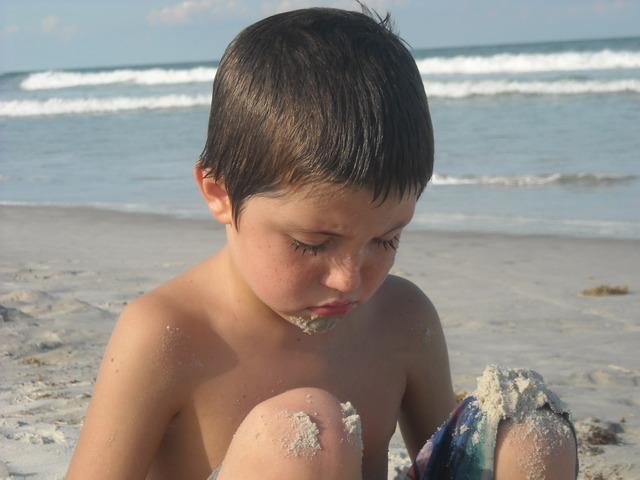 flaggler beach