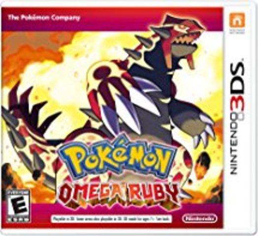 Pokeman: Omega Ruby