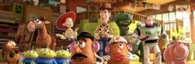 toys story 3 came out in 2010