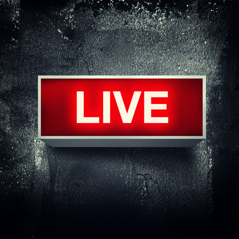 Live Streaming Gains Popularity