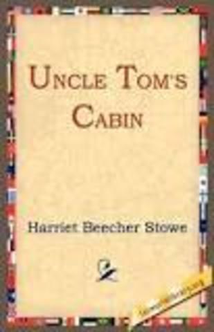 Harriett Beecher Stowe Published Uncle Tom's Cabin