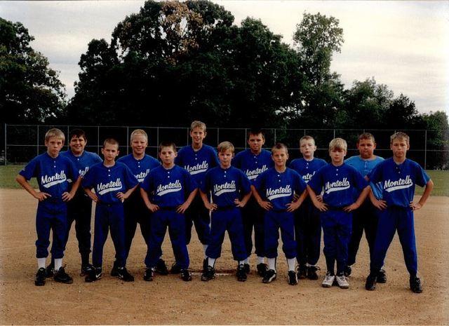 The Start Of My Baseball Career