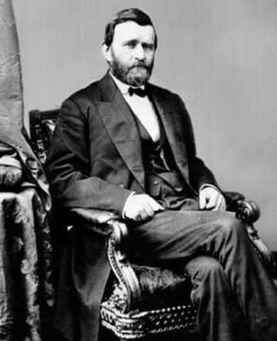 U.S Grant elected as president
