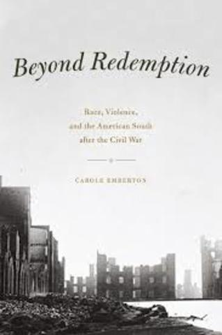 """Period of """"Remdemption"""" after the Civil War"""