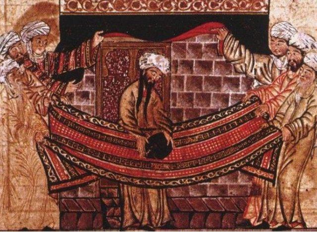 Muhammed (570 - 632)