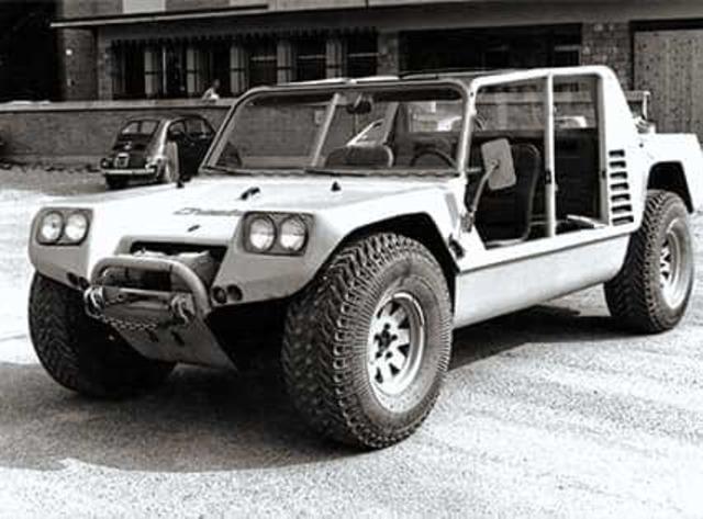 Salón del Automóvil de Ginebra en 1976